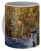 Fall House In Carolina Coffee Mug