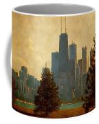 Fall In The City Coffee Mug