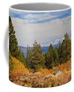 Fall In The Sierra Coffee Mug