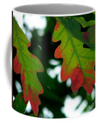 Fall L Eaves Coffee Mug