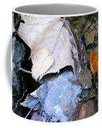 Fall Leaf Abstract Coffee Mug