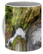 Fall Of Water Coffee Mug