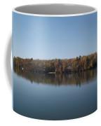 Fall On Beeds Lake Coffee Mug