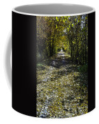 Fall On Macomb Orchard Trail Coffee Mug