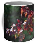Fall Red Coffee Mug
