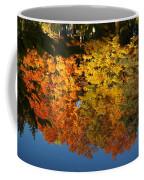 Fall Reflectionsin Michigan Coffee Mug