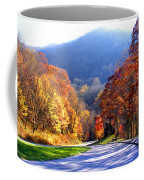 Fall Road 2 Coffee Mug