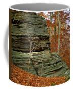 Fall Rock Coffee Mug