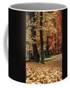 Fall Scenery Coffee Mug