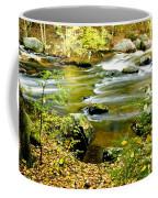 Fall Squared Coffee Mug