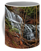 Fall Through The Woods Coffee Mug