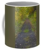 Fall Trail Scene 30  Coffee Mug