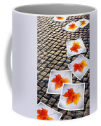 Fallen Autumn  Prints Coffee Mug