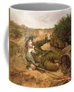 Fallen By The Wayside Coffee Mug