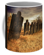 Fallen Comrades Of The Civil War Coffee Mug
