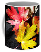 Fallen In The Fall Coffee Mug