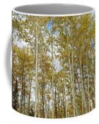 Falling For The Birch And Aspens Coffee Mug