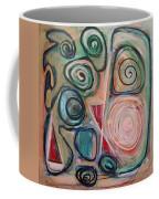 Falling Hours Coffee Mug