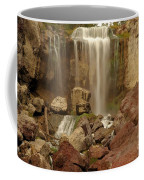 Falling Into The Canyon Coffee Mug