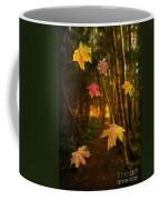 Falling Leaves Coffee Mug