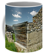 Falling Wall Coffee Mug
