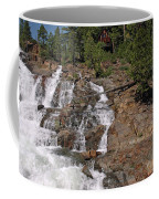 Falling Water Glen Alpine Falls Coffee Mug