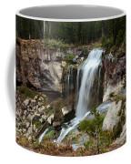Falls At Newberry Coffee Mug