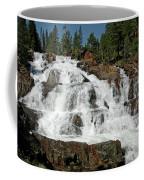 Falls Glen Alpine Falls Tahoe Coffee Mug