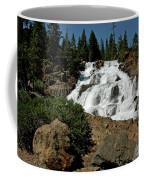 Falls In Site Glen Alpine Falls Coffee Mug