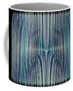 Falls Of Blue Coffee Mug