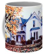 Family Home Portrait Coffee Mug