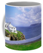 Fanad Head Lighthouse, Co Donegal Coffee Mug