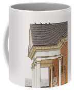 Fancy Arcitecture Coffee Mug