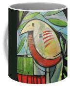 Fancy Bird Coffee Mug