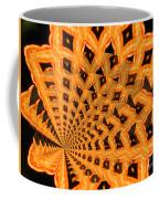 Fancy Coral Coffee Mug
