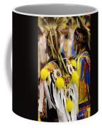 Pow Wow Fancy Dancer Duo Coffee Mug