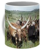 Fantastically Long-horned Ankole Cattle Coffee Mug