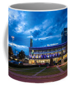 Fantasy Train Station Coffee Mug