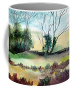 Far Beyond Coffee Mug by Anil Nene