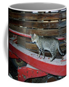 Farm Cat Coffee Mug