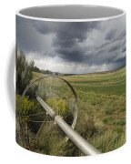 Farm Irrigation Sprinklers Next Coffee Mug