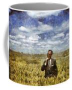 Farm Life - A Good Crop Coffee Mug by Nikki Marie Smith