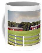Farm Pasture Coffee Mug by Brian Wallace