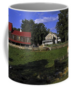 Farm Scene Coffee Mug
