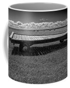 Farm Wagon In A Field On Prince Edward Island Coffee Mug