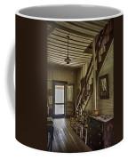 Farmhouse Entry Hall And Stairs Coffee Mug by Lynn Palmer