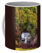 Farmhouse In Fall Coffee Mug
