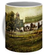 Farmland In Intercourse - Pennsylvania Coffee Mug
