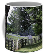 Farmland Shade Appomattox Virginia Coffee Mug