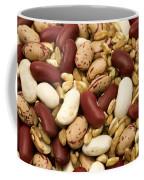 Farro And Beans Coffee Mug by Fabrizio Troiani